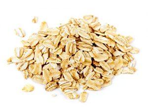 An image of oats for skin lightening